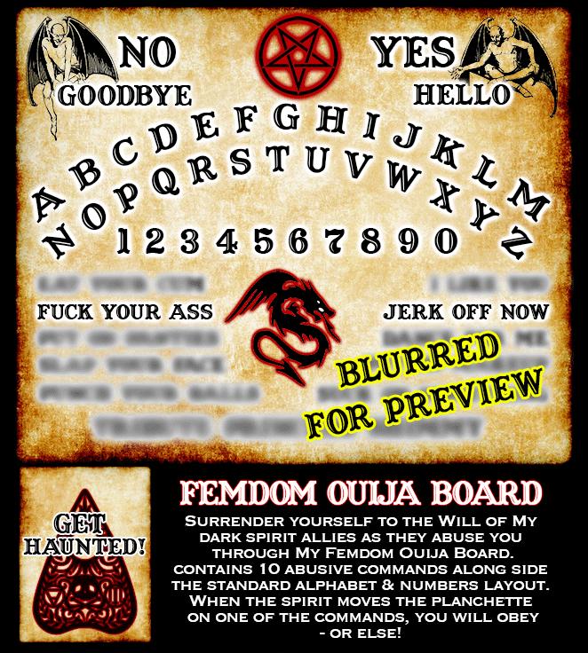 Femdom Witchcraft